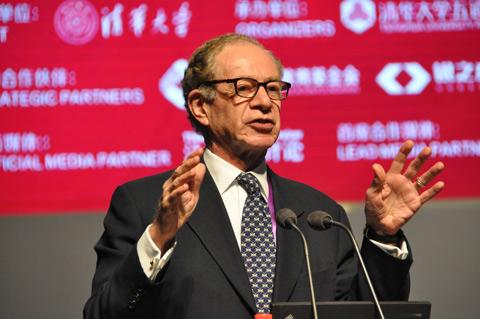 法兰克•纽曼:中国银行业占社会金融资产比例过高