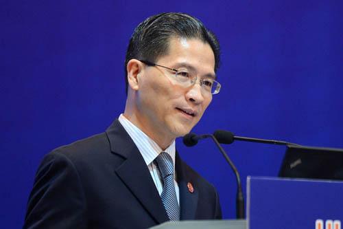 上海市政协副主席周汉民