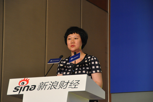 中国金融认证中心副总经理王梅