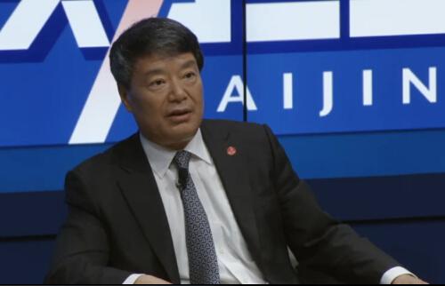 发改委主任:中国经济基本面良好 对全球增长贡献率达30%