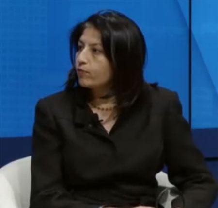 渣打银行首席创新官Anju Patwardhan