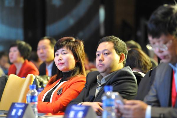 中国金融认证中心(CFCA)总经理季小杰与嘉宾