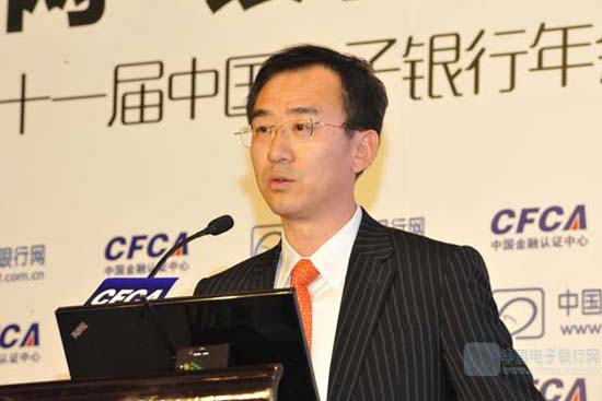 中国工商银行电子银行部总经理侯本旗