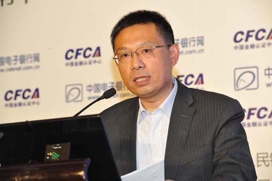 民生银行网络金融部市场营销中心副总经理刘伟