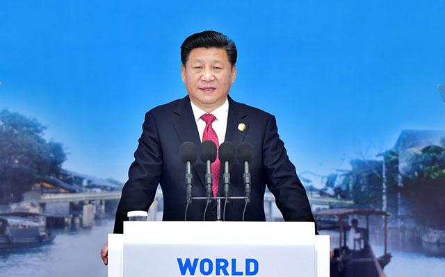 习近平第二届世界互联网大会发言完整实录