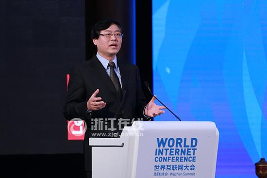 联想集团董事长兼首席执行官 杨元庆发言