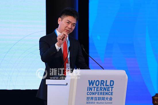 京东集团创始人兼首席执行官刘强东