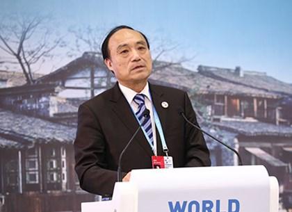 国际电信联盟秘书长赵厚麟致辞