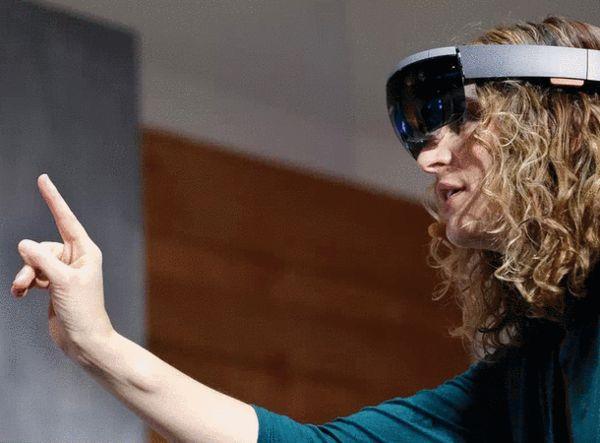 VR/AR正式走进现实