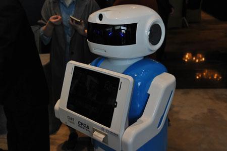天呐,这么神奇吗?机器人会办事儿还会卖萌!