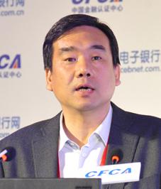 中国工商银行电子银行部副总经理 王嵩
