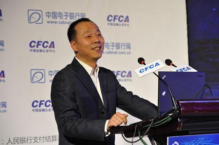 中国银行渠道管理部高级经理时向东