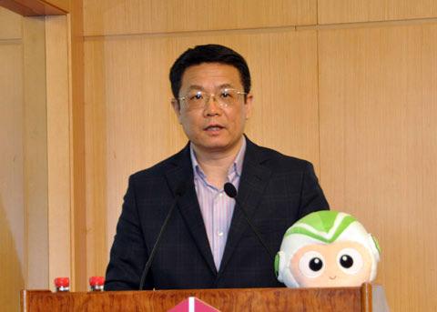 清华大学五道口金融学院常务副院长、教授 廖理
