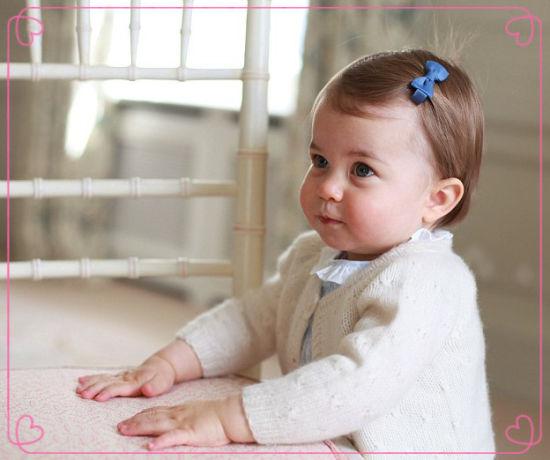 揭秘 一岁英国小公主收到的那些土豪礼物