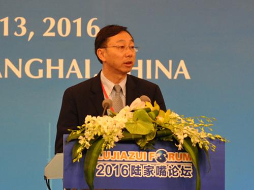 中国人民银行副行长 张涛