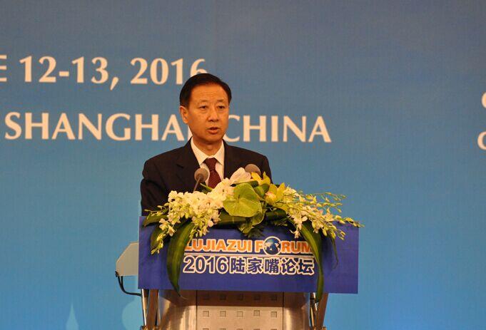 证监会副主席姜洋:把握四个重点 建设新时期资本主义市场