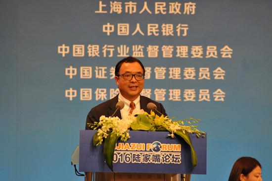 保监会陈文辉:险资跨界并购应注意防范未知风险