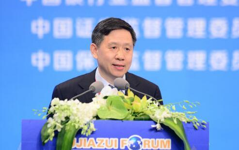 上海保险交易所的董事长 曾于瑾