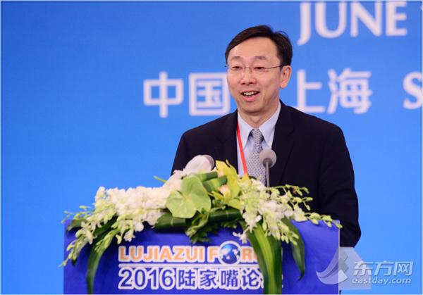 中国人民银行副行长张涛