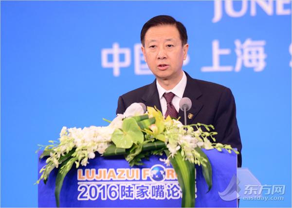中国证券监督管理委员会副主席姜洋