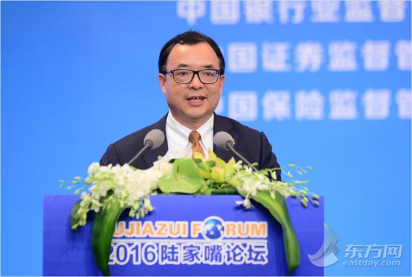中国保险监督管理委员会副主席陈文辉