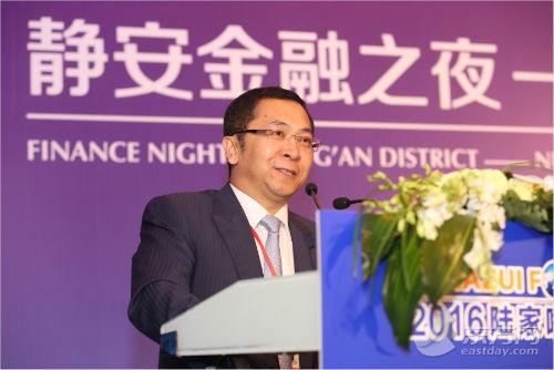 国泰君安证券股份公司副总裁 阴秀生