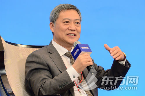 中国社会科学院世界经济与政治研究所所长 张宇燕