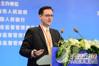 彭博全球首席经济学家、全球经济研究负责人Michael MCDONOUGH