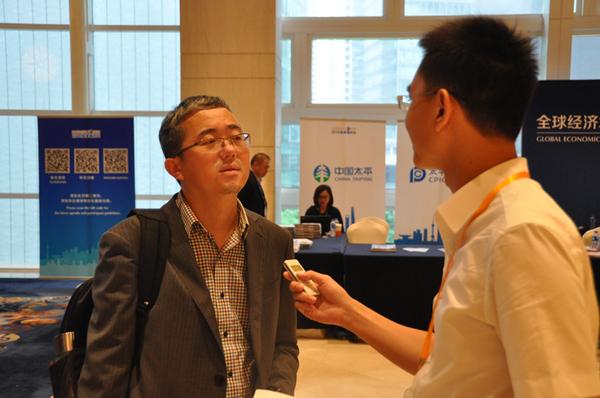 专访中欧国际工商学院案例研究中心副主任刘胜军