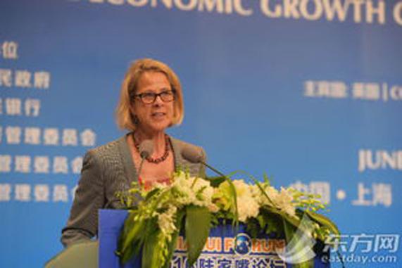 玛莎·万德博格:有效的社保体系可以推动个体消费