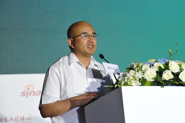 民生银行网络金融部副总经理贾凤军
