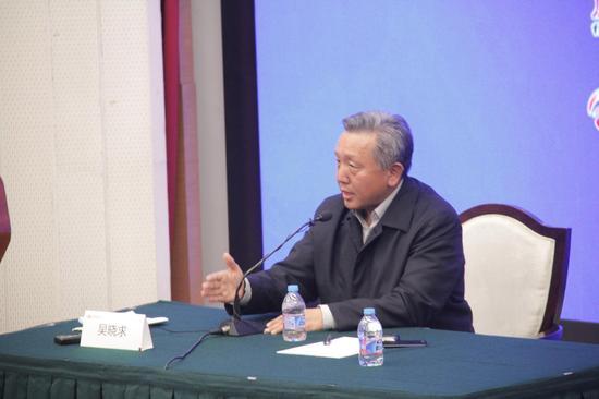 吴晓求:我们一直在投资历史 金融偏见约束了资本市场发展