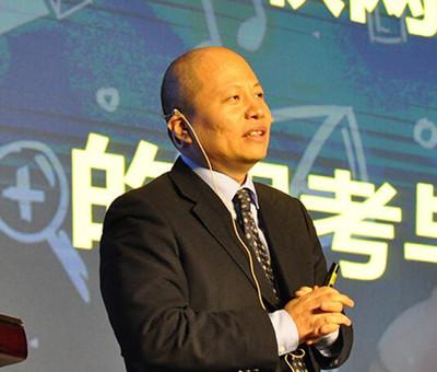 中国光大银行电子银行部总经理杨兵兵