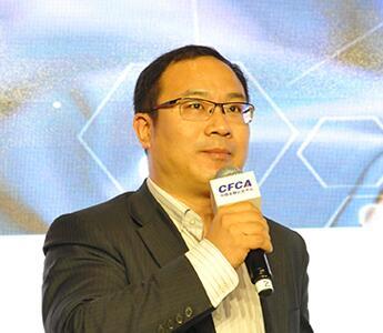 中国金融认证中心技术支持部总经理 马春旺
