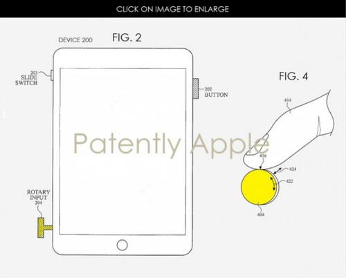 苹果再获新专利:iPhone或支持数码表冠