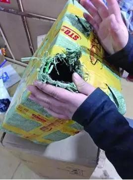 女子邮递10斤核桃到手仅1斤 快递公司:被老鼠吃了