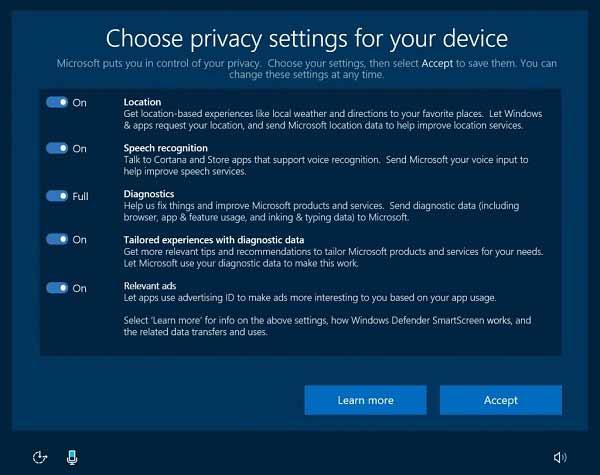隐私政策调整:微软将减少对 Windows 10 PC 遥测数据的收集