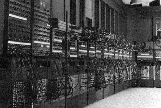 世界第一台电脑