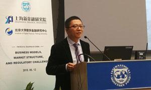 新网银行行长赵卫星:数字信贷基础与核心是大数据风控