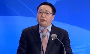 中行董事长陈四清:下一轮金融危机来自互联网金融