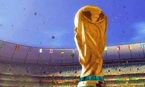 """区块链的世界杯""""狂热"""""""