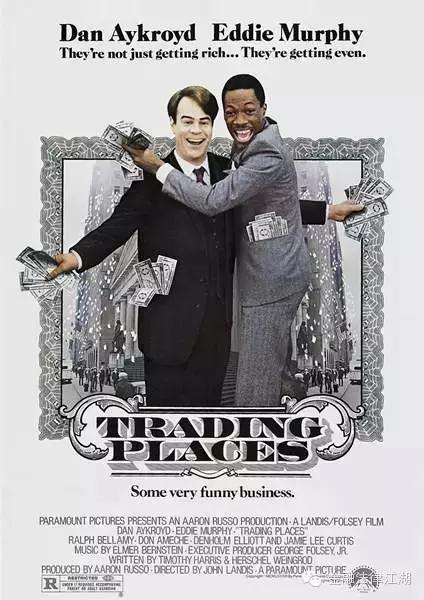10部金融人必看电影!